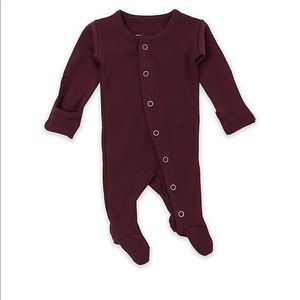L'ovedbaby Organic Cotton Footed Overall